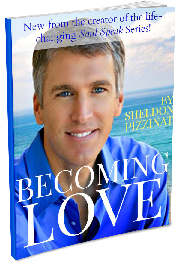 Becoming Love by Sheldon Pizzinat
